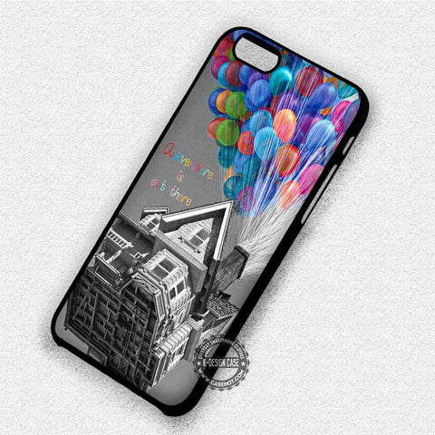 Adventure is Out There - iPhone 7 6 Plus 5c 5s SE Cases & Covers - samsungiphonecases