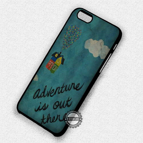 Up Quote Uncle Carl - iPhone 7 6 Plus 5c 5s SE Cases & Covers