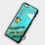 Adventure is Out There Disney Up - iPhone X 8+ 7 6s SE Cases & Covers