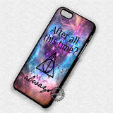 Quote Harry Potter - iPhone 7 6 Plus 5c 5s SE Cases & Covers