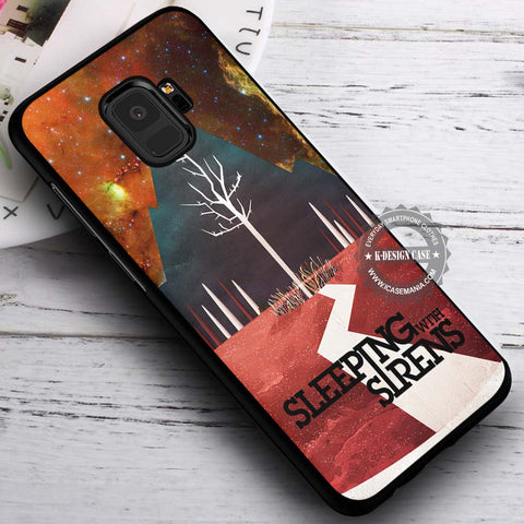 Album Art Sleeping With Sirens - Samsung Galaxy S8 S7 S6 Note 8 Cases & Covers #SamsungS9