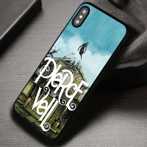 Album Cover Pierce The Veil - iPhone X Case