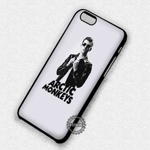 Alex Turner Arctic Monkeys - iPhone 7 6 5 SE Cases & Covers