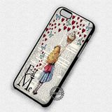 Alice Disney Cheshire Cat - iPhone 7 6 Plus 5c 5s SE Cases & Covers