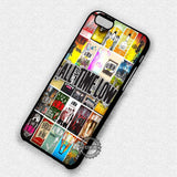 All Albums Collage - iPhone 7 6S+ 5C SE Cases & Covers - samsungiphonecases