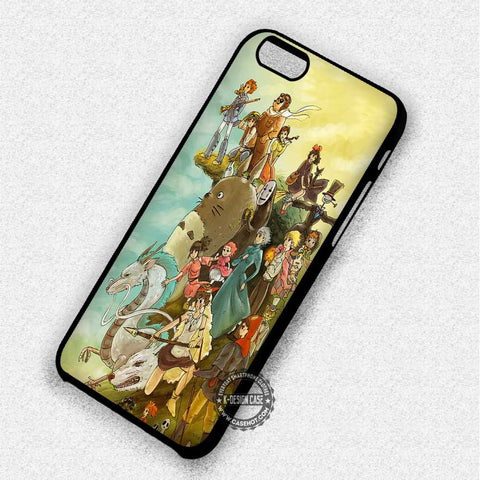 All Characters Studio - iPhone 7 6 Plus SE 4 Cases & Covers - samsungiphonecases