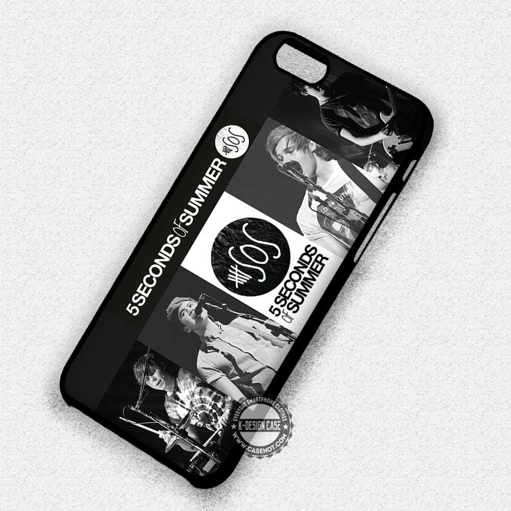 5sos iphone 7 plus case