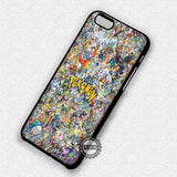 All Pokemon Collage - iPhone 7 6 Plus 5c 5s SE Cases & Covers
