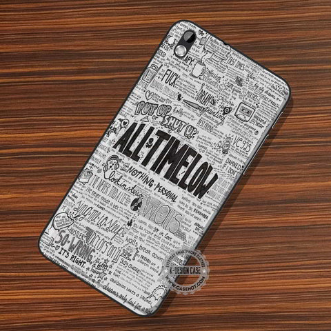 All Time Low - LG Nexus Sony HTC Phone Cases and Covers