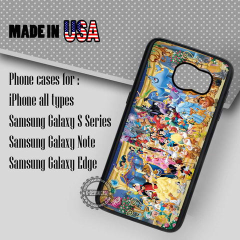 All Character Story - Samsung Galaxy S7 S6 S5 Note 5 Cases & Covers - samsungiphonecases