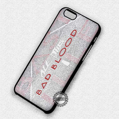 All This Bad Blood - iPhone 7 6 Plus 5c 5s SE Cases & Covers
