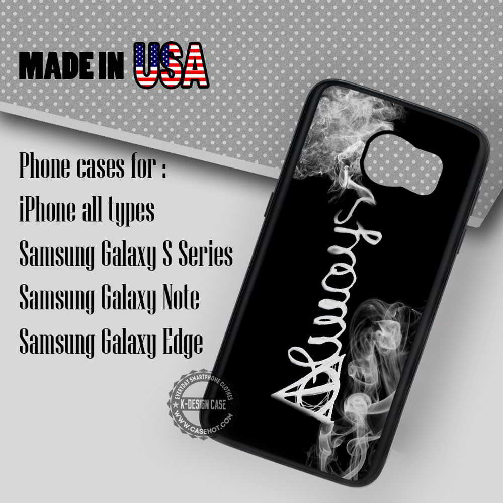 reputable site b5d13 58eed Always Harry Potter - Samsung Galaxy S7 S6 S5 Note 5 Cases & Covers