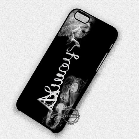 Always Harry Potter - iPhone 7 6 Plus 5c 5s SE Cases & Covers