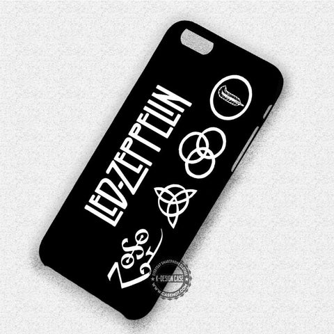 Led Zeppelin Symbol - iPhone 7 6 Plus 5c 5s SE Cases & Covers