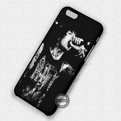Amazing Vocalist Oliver Sykes - iPhone 7 6 Plus 5c 5s SE Cases & Covers
