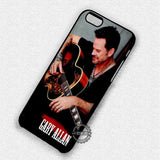 American Country Music Gary Allan Guitar - iPhone 7 6 5 SE Cases & Covers