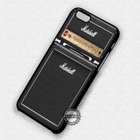 Amps Marshall Guitar - iPhone 7 6 Plus 5c 5s SE Cases & Covers