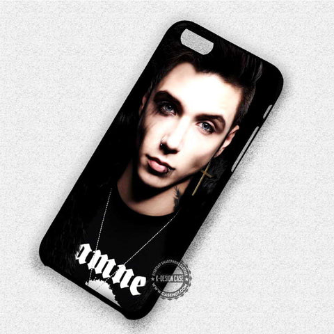 Andy Biersack Black Veil - iPhone X 8+ 7 6s SE Cases & Covers