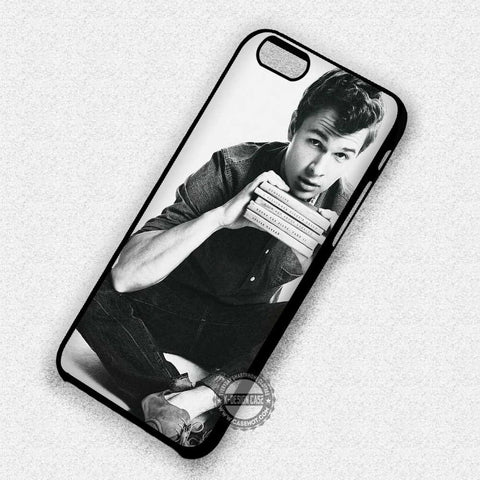 Ansel Elgort John Green  - iPhone 7 6 Plus 4 Cases & Covers