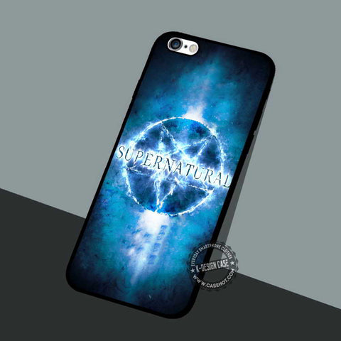 Anti Posession Supernatural - iPhone 7 6 5 SE Cases & Covers