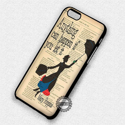 Anything Can Happen - iPhone 7 6 Plus 5c 5s SE Cases & Covers
