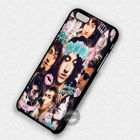 Alex Turner Collage- iPhone 7 6 5S SE4 Cases & Covers - samsungiphonecases