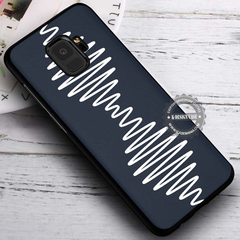 Arctic Monkeys Logo - Samsung Galaxy S8 S7 S6 Note 8 Cases & Covers #SamsungS9