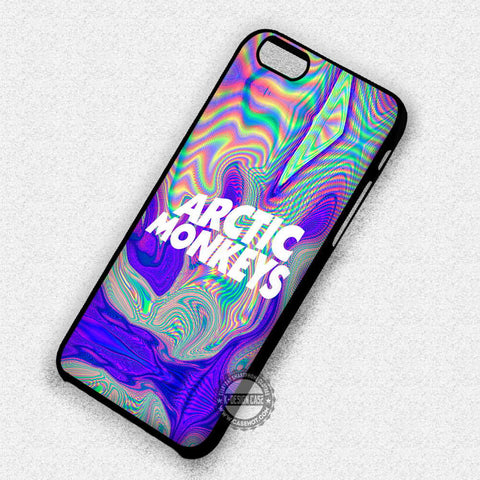 Logo Psychedelic Art- iPhone 7 6 5S SE4 Cases & Covers