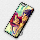 Ariel And Eric Disney Little Mermaid - iPhone 7 6 5 SE Cases & Covers