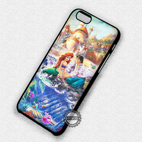 Thomas Kinkade Painting - iPhone 7 6 Plus 5c 5s SE Cases & Covers