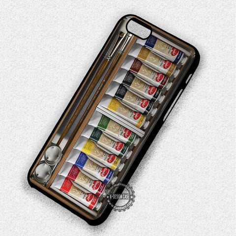 Art Supply Box - iPhone 7 6S 5C SE Cases & Covers