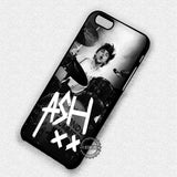 Ashton Irwin Sign - iPhone 8+ 7 6s SE Cases & Covers