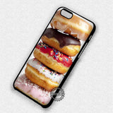 Assorted Donuts Food - iPhone 7 6S 5C SE Cases & Covers