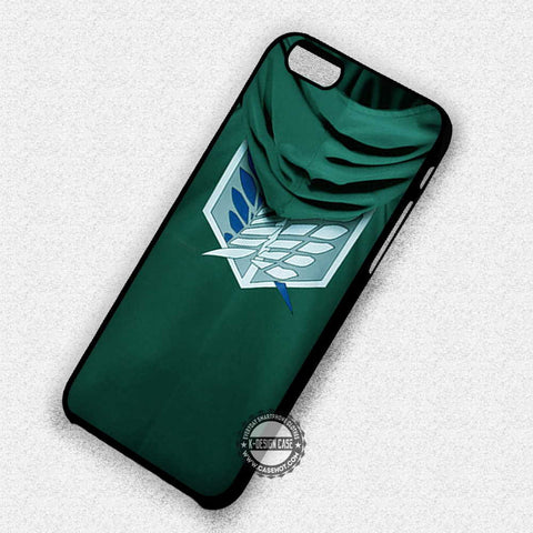 Attack On Titan Scouting Legion - iPhone 7 Plus 7 6S  SE Cases & Covers
