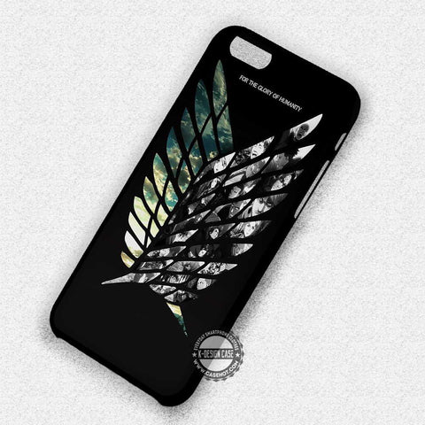 Wings Of Freedom - iPhone 7 Plus 7 6S  SE Cases & Covers