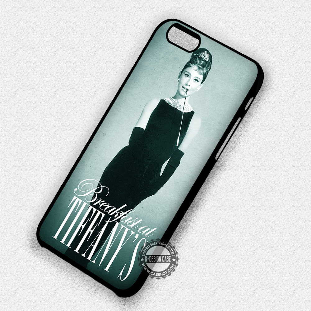 reputable site fea4a 193ae Breakfast at Tiffany's - iPhone 7 6 Plus 5c 5s SE Cases & Covers