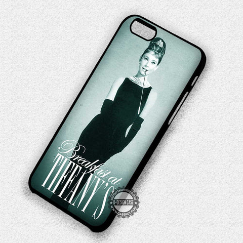 Breakfast at Tiffany's - iPhone 7 6 Plus 5c 5s SE Cases & Covers