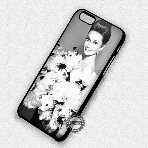 Audrey Hepburn Photo  - iPhone 7 6 Plus 5c 5s SE Cases & Covers