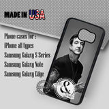 Austin Carlile Band - Samsung Galaxy S7 S6 S5 Note 5 Cases & Covers