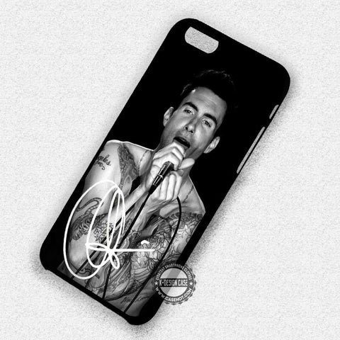 Autograph Maroon 5 - iPhone 7 6 Plus 5c 5s SE Cases & Covers