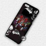 Avenged Sevenfold Logo- iPhone 7 6 Plus 5c 5s SE Cases & Covers
