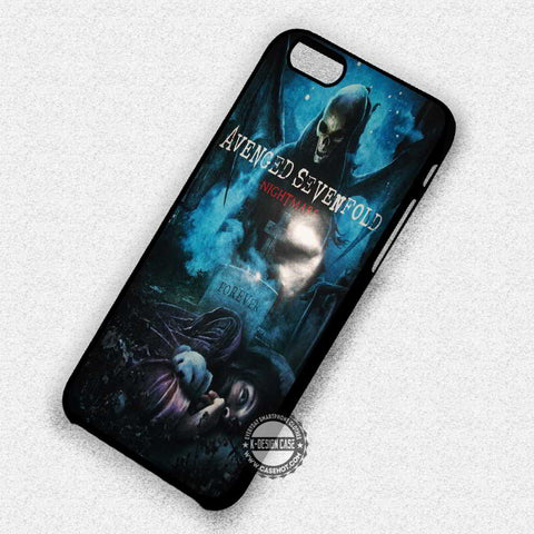 Avenged Sevenfold Nightmare - iPhone 7 6 Plus 5c 5s SE Cases & Covers