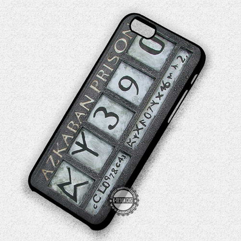 Azkaban Harry potter - iPhone 7 6 Plus 5c 5s SE Cases & Covers