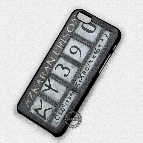 Azkaban Prison Plate - iPhone 8+ 7 6s SE Cases & Covers