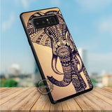 Aztec Elepanth Vintage - Samsung Galaxy Note 8 Case