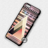 Aztec Tribal Pattern - iPhone 7 6S SE 4 Cases & Covers