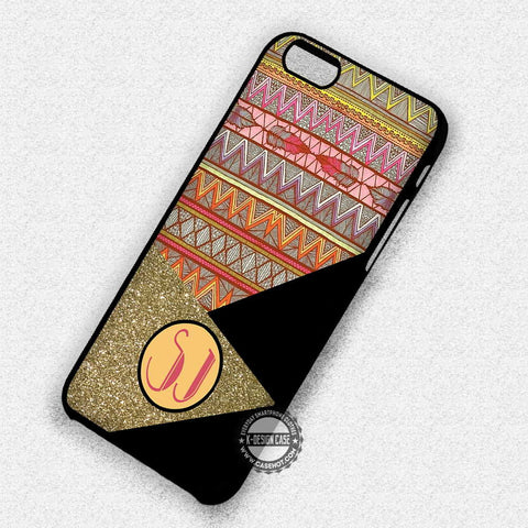 Pattern Gold Glitter - iPhone 7 6S SE 4 Cases & Covers