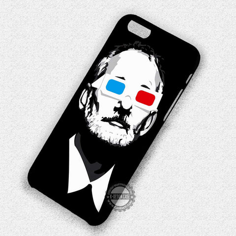 Bill Murray 3D Glasses - iPhone 7 6 5 SE Cases & Covers