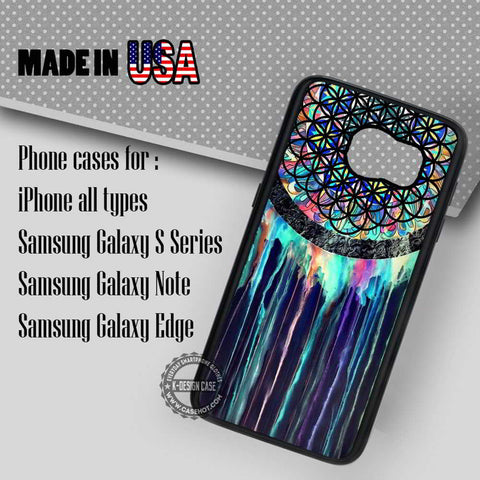 Dripping Dreamcatcher Sempiternal - Samsung Galaxy S7 S6 S5 Note 5 Cases & Covers