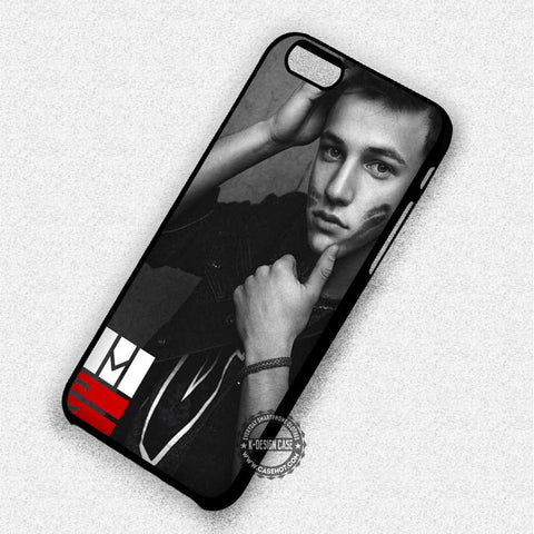 Cameron Dallas Black and White - iPhone 7 6 Plus 5c 5s SE Cases & Covers